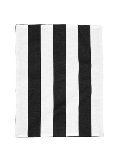 Black and White Table Mat-Nordbagen